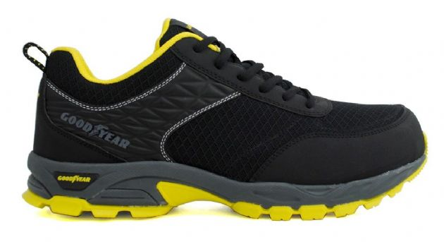 Goodyear S1P/SRA Non-Metallic Safety Trainer Shoe GYSHU1532